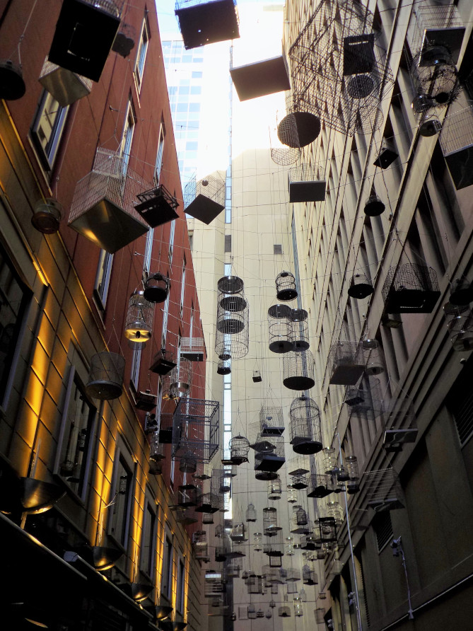 Angel Place Sydney Australie